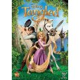 Tangled ~ Mandy Moore and Zachary Levi (DVD) new