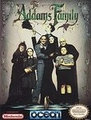 The Addams Family by Ocean (Nintendo NES, 1991) new video game