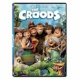 The Croods (DVD Movie) new