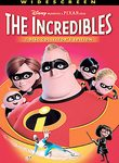 The Incredibles (DVD, 2005, Widescreen) new