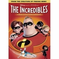 The Incredibles (Full Screen 2-Disc Collector's Edition) UPC:0786936279979 (Disney DVD, new)
