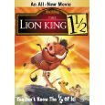The Lion King (Disney DVD, new) choose