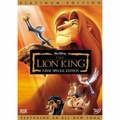 The Lion King Special Edition (Disney DVD, new)