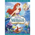 The Little Mermaid 1, 2 or 3 (Two-Disc Platinum Edition) (Disney DVD, new) choose