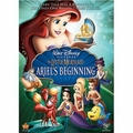 The Little Mermaid: Ariel's Beginning UPC:0786936689334 (Disney DVD, new)
