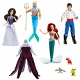 The Little Mermaid Deluxe Doll Gift Set (Toys, new)