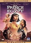 The Prince of Egypt (DVD, 1999) new