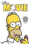 The Simpsons Movie (DVD, 2009 new