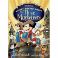 The Three Musketeers (DVD, 2004) new
