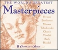The World's Greatest Masterpieces (Music CD) used, choose