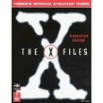 The X-Files: Prima's Official Strategy Guide by Rick Barba, New
