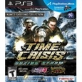 TIME CRISIS RAZING STORM (MOVE COMPATIBLE) (F,G) (Video Games*, new)