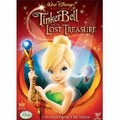 TINKERBELL & THE LOST TREASURE DVD, New