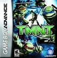 TMNT (Game Boy Advance, 2007) new