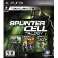 Tom Clancy's Splinter Cell Classic Trilogy HD by UBI Soft ( Playstation 3) new