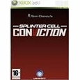 Tom Clancy's Splinter Cell Conviction by UBI Soft (Video Games, Xbox 360) new