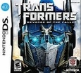 Transformers: Revenge of the Fallen - Autobots (Nintendo DS) new game