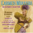 Ultimate Collection by Carmen Miranda (Audio CD - 2005) - Import, new