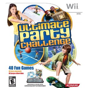 Ultimate Party Challenge with Dance Pad Bundle by Konami ( Nintendo Wii - 2009-10-31 ) new