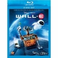 Wall-E (Two-Disc and BD Live) [Blu-ray] UPC:0786936769364 (Disney DVD, new)