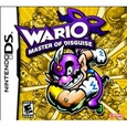 Wario: Master of Disguise (Nintendo DS, new)