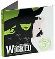 Wicked [5th Anniversary Edition] by Original Cast Recording (Music CD) new