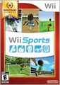 WII SPORTS (SOFTWARE ONLY) (Video Games*, new)