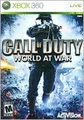 X-360: CALL OF DUTY 09 WORLD AT WAR (RF) (Video Games*, new)