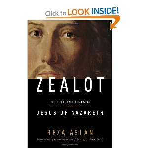 Zealot: The Life and Times of Jesus of Nazareth [Hardcover] Reza Aslan, new