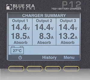 Blue Sea Battery Chargers