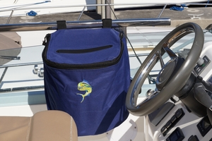 CleanZea Deep Ocean Blue Boat Caddy