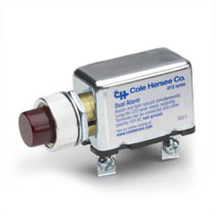Cole-Hersee Flashing Buzzer Alarm, 4112-RCBP