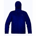 Gage Weather Watch 300-420D Waterproof Breathable Hooded Jacket-Navy