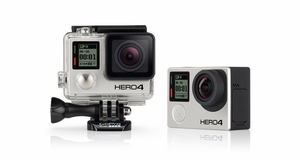 GoPro HERO4 BLACK #CHDHX-401