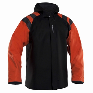 Grundens Balder 302 Hooded Jacket PVC/Cotton