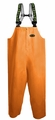 Grundens Clipper 116 Bib Pants PVC/Cotton -Orange