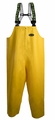 Grundens Clipper 116 Bib Pants PVC/Cotton -Yellow