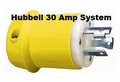 Hubbell 30 Amp 125 Volt System