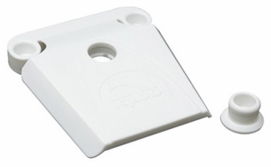 Igloo Latch & Button Universal set white