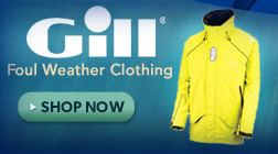 Gill Foul Weather Clothing