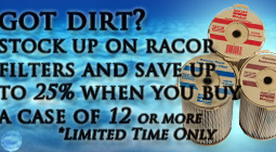 Racor Replacement Elements Sale