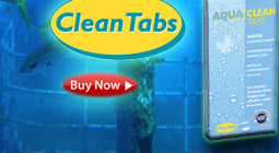 FRESHWATER SYSTEMS CLEAN TABS