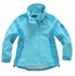 IN32JW Women's Inshore Lite Long Jacket: Light Blue/ Coral