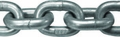 "Titan G-43 ISO 1/4"" HDG Chain, Price Per Foot"