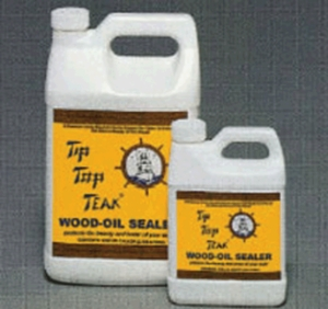 Wood Oil Sealer <B>Gallon</b> Mfg# TS1002