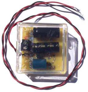 6 to 12 Volt Conversion Unit