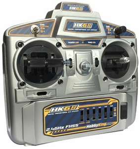 Dual Throttle Radio w/ Receiver
