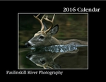 Paulinskill River Photography  2016 Calendar