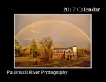 Paulinskill River Photography  2017 Calendar