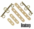 Gold Filled Spacer Bars & Reducer Bars 14/20kt.